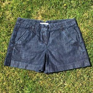 Chambray Riviera Shorts